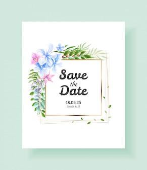 Karta zaproszenie na ślub