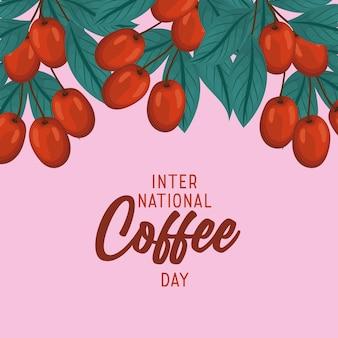 Kartel z kawą