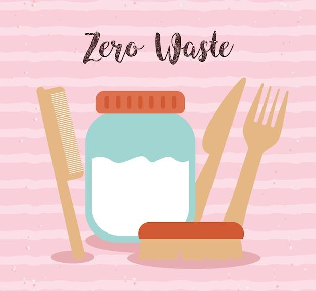 Kartel zero odpadów
