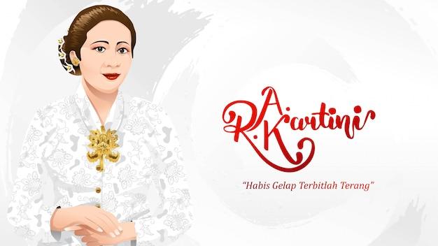 Kartini day, ra kartini bohaterowie kobiet i prawa człowieka w indonezji