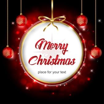Kartka świąteczna gratulacje