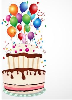 Kartka urodzinowa celebration