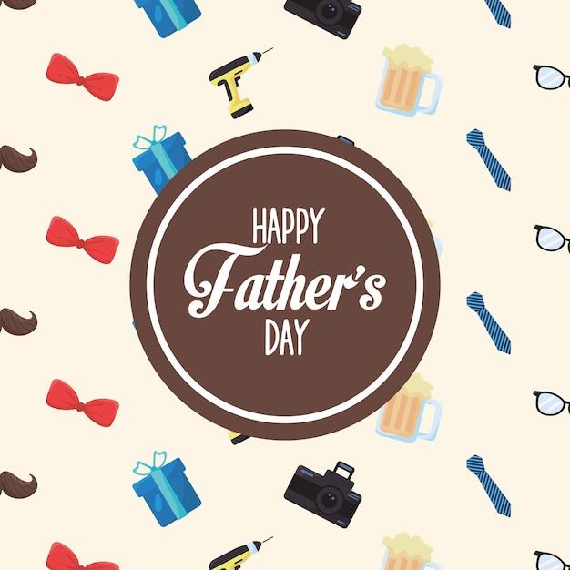 Kartkę z życzeniami na dzień ojca
