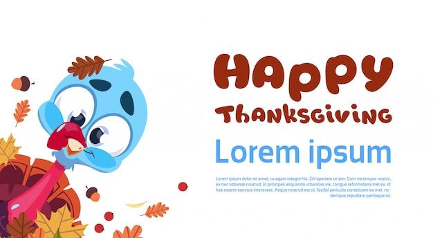 Kartkę z życzeniami szczęśliwego święta dziękczynienia jesień tradycyjnych zbiorów z turcji