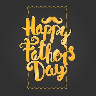 Kartkę z życzeniami szczęśliwy dzień ojca