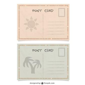 Karty pocztowe lato
