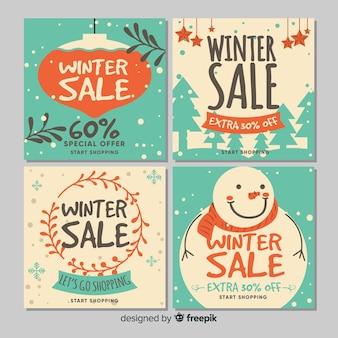 Karty sprzedaży zimowej