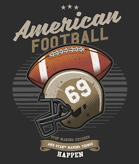Kask do futbolu amerykańskiego