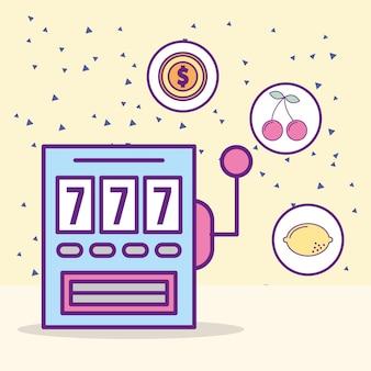 Kasyno automat jackpota rozrywka gra losowa