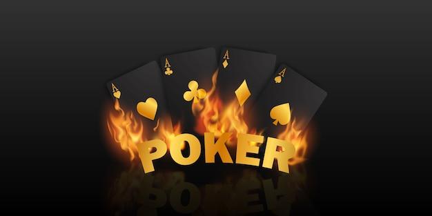 Kasyno luksusowe zaproszenie vip z konfetti impreza uroczystości baner hazardowy w tle.