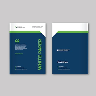 Katalog, broszura, szablon broszury