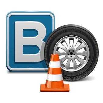 Kategoria pojazdu b.