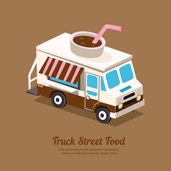 Kawa do ciężarówek