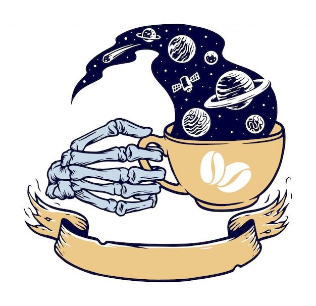Kawa wszechświata