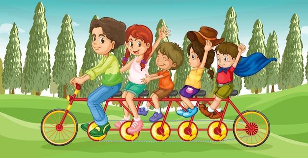 Każdy jest rowerem