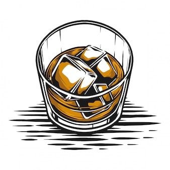 Kieliszek whisky