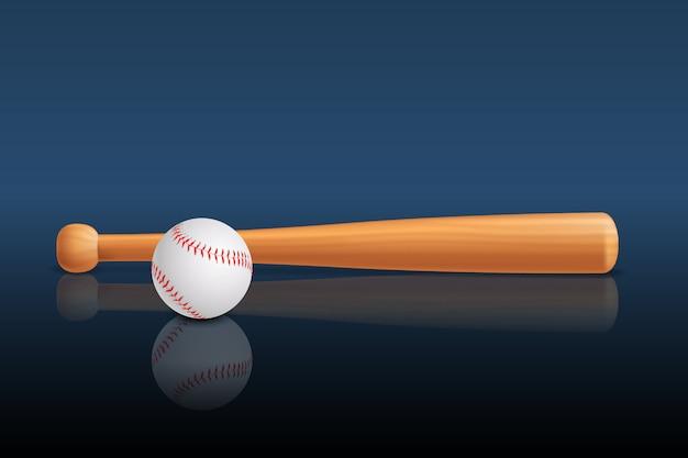 Kij baseball'owy