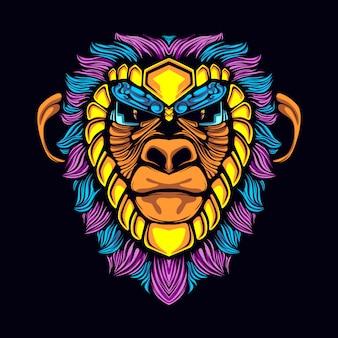 Kiong małpy