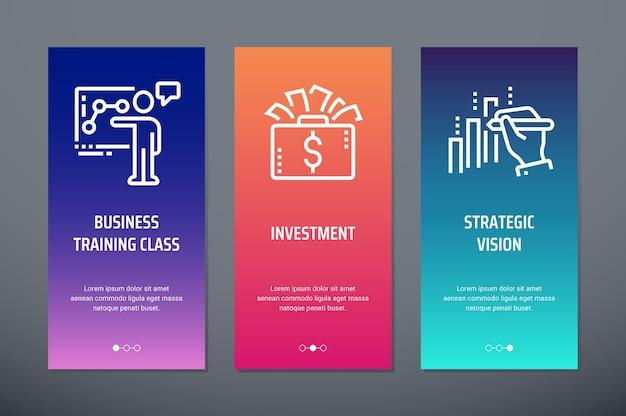 Klasa szkolenia biznesowego
