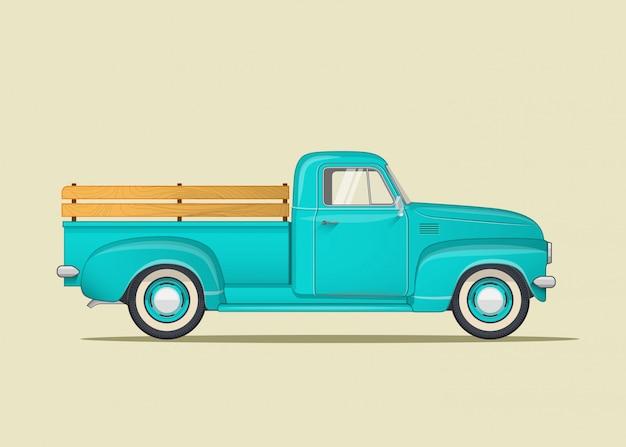 Klasyczna ciężarówka