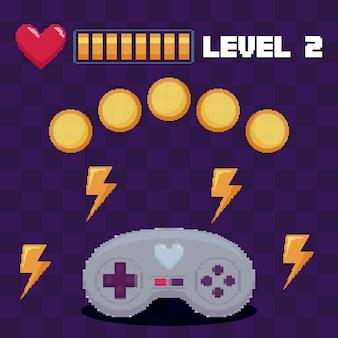 Klasyczna kontrola gier wideo