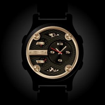 Klasyczny interfejs zegarków