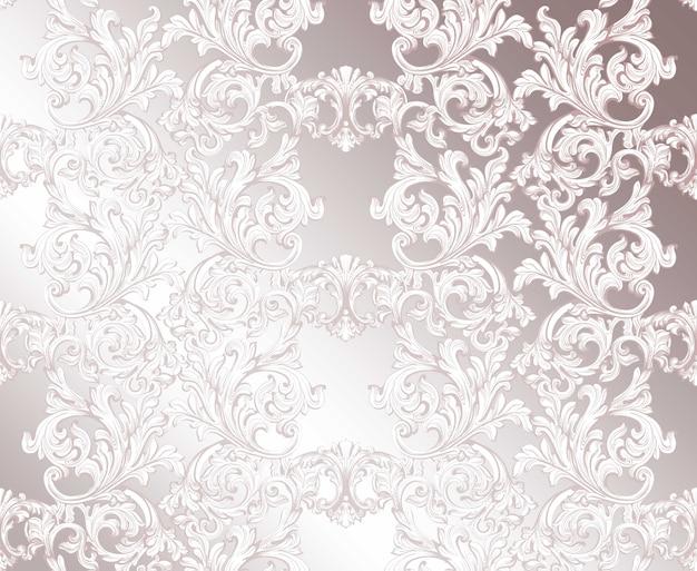 Klasyczny wzór ornament