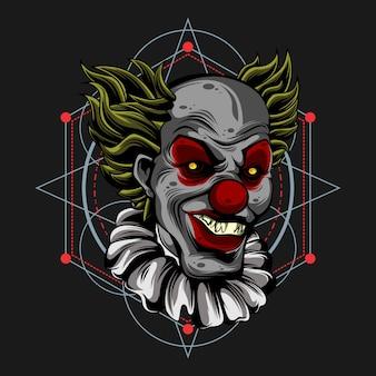 Klaun potwora
