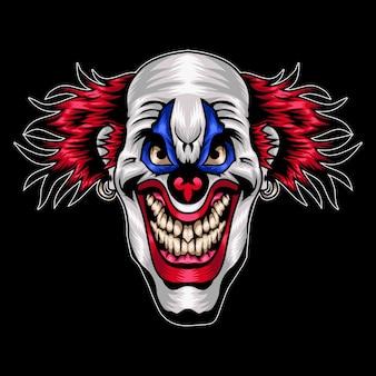 Klaun uśmiechu