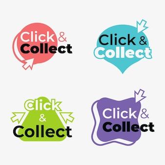 Kliknij i zbierz pakiet przycisków