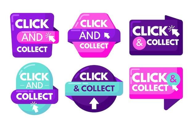 Kliknij i zbierz przyciski