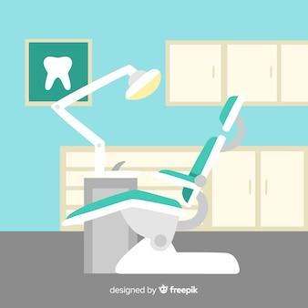 Klinika stomatologiczna tło
