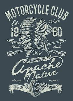 Klub motoryzacyjny apache