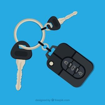 Klucz płaski samochód
