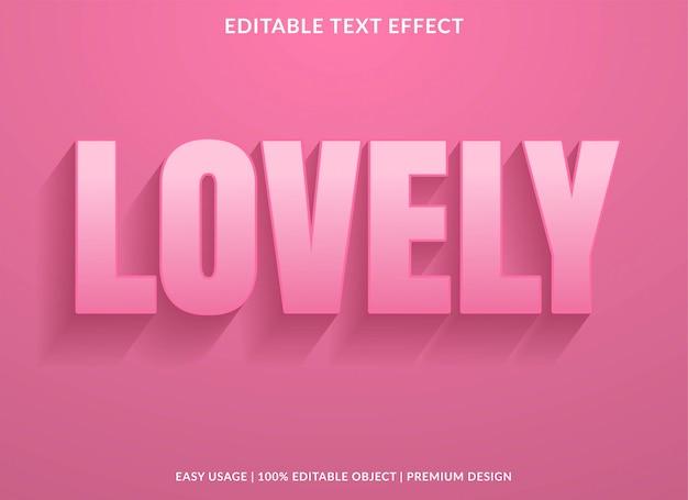 Kobiecy efekt tekstowy