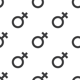 Kobieta, wektor wzór, edytowalny może być używany do tła stron internetowych, wypełnienia deseniem