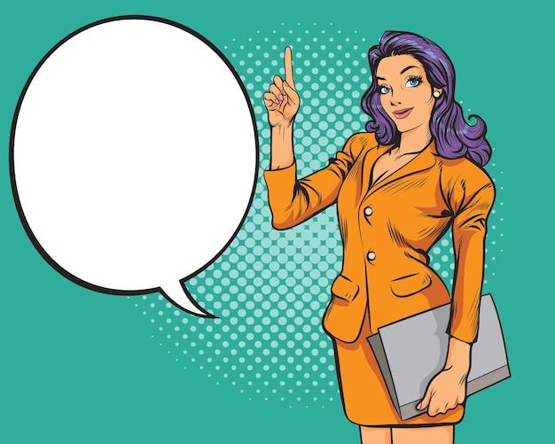 Kobiety biznesu w prezentacji
