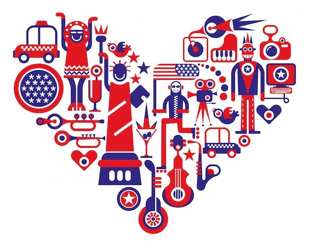 Kochaj amerykę