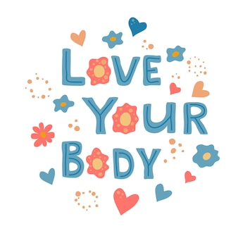 Kochaj swoje ciało