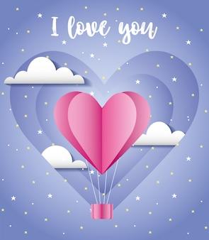 Kocham cię kartę