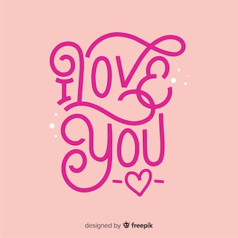 Kocham cię napisać