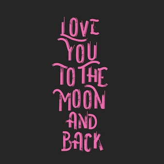 Kocham cię tak mocno jak stąd do księżyca i z powrotem