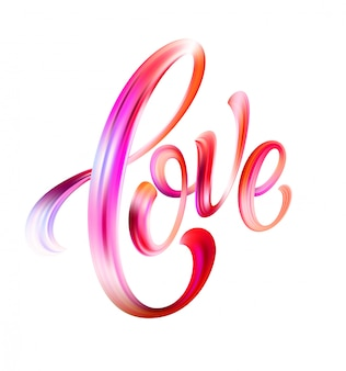 Kocham napis