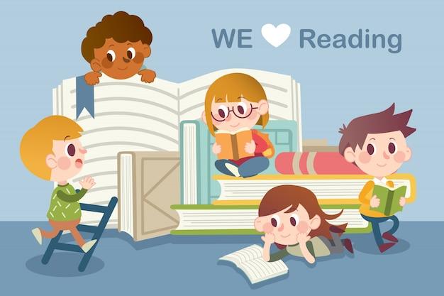 Kochamy czytanie ilustracji