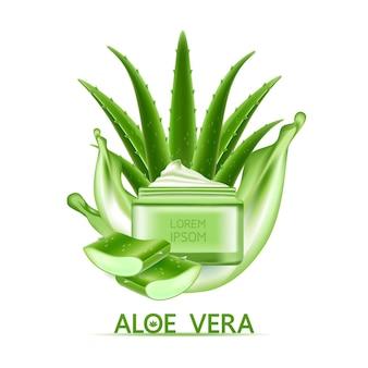 Kolagen aloe vera i serum do pielęgnacji skóry