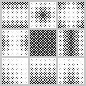 Kolekcja abstrakcyjne tła