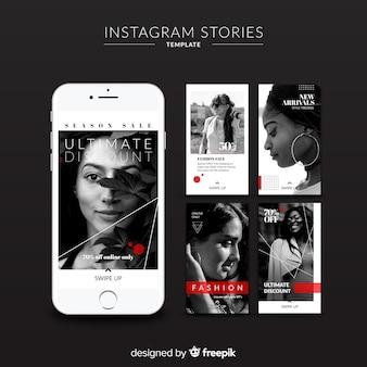 Kolekcja artykułów z kolekcji instagram