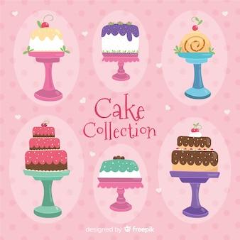 Kolekcja ciast