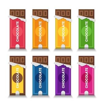 Kolekcja classic chocolate bar