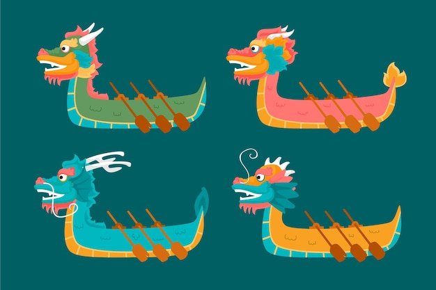 Kolekcja dragon boat